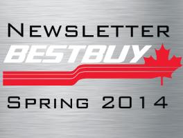 View the Spring 2014 Shareholder Newsletter