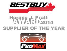 Horace J. Pratt 2014 Winner