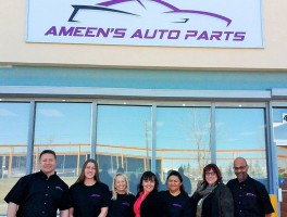 Ameen's Auto Parts – New Shareholder Location