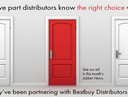Smart auto parts distributors partner with Bestbuy
