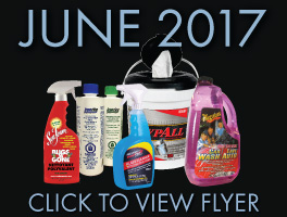 The June 2017 Flyer is Out Now