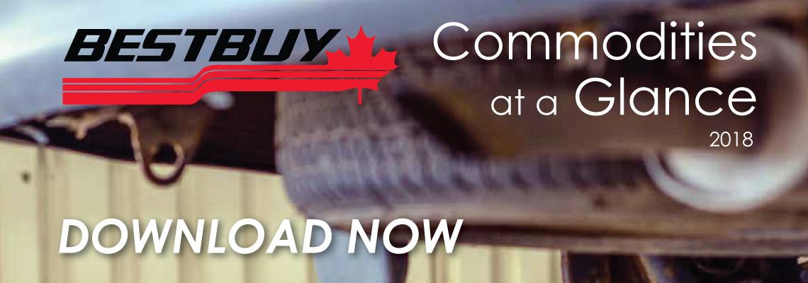 2018 Commodity Catalogue