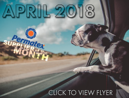 The April 2018 Flyer is Out Now