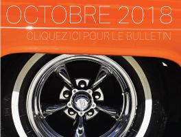 La circulaire d'octobre est maintenant disponible