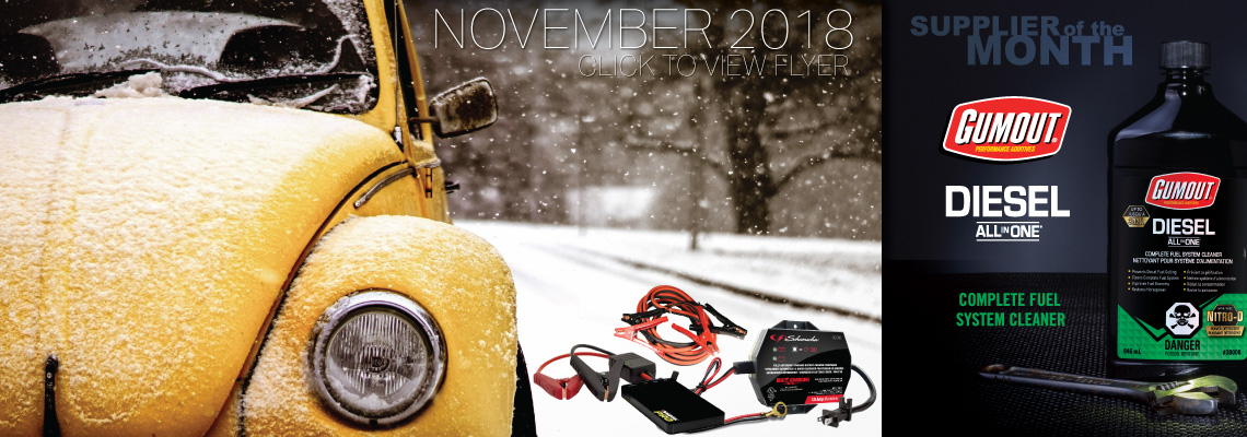 The November Flyer is Out Now