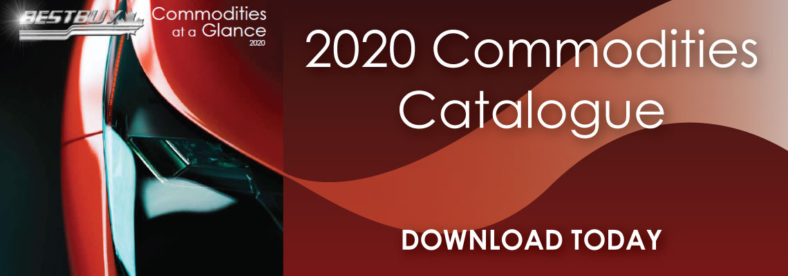 Download the 2020 Commodities Catalogue