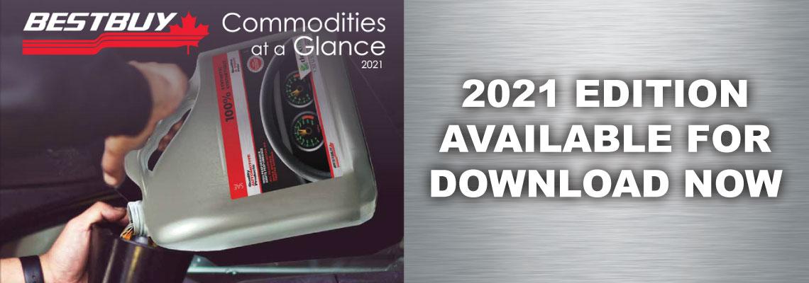 2021 Commodity Catalogue