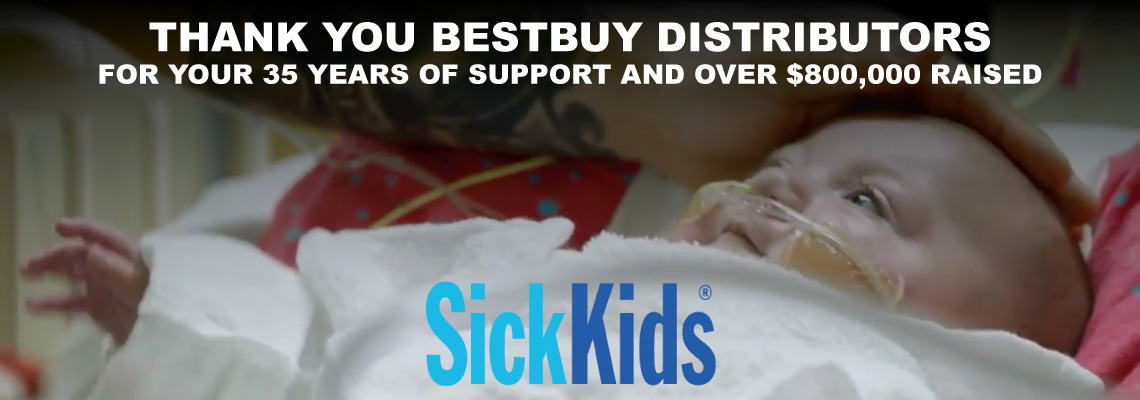 Help support SickKids
